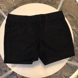 Ann Taylor Navy Shorts